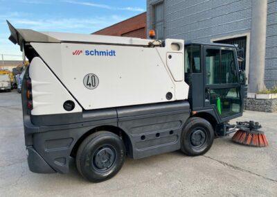 vehículo limpieza urbana Schmidt